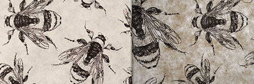 View Full Range of Products in P42 - Bees Screen Print