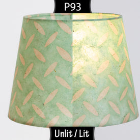 P93 Batik Tread Plate on Seafoam