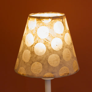 Clip on Lamp Shade - Short - P85