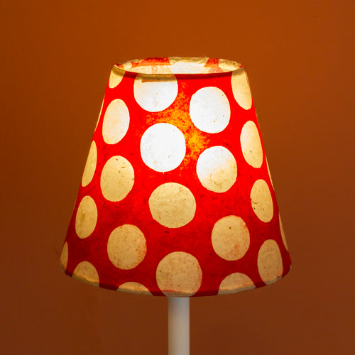 Clip on Lamp Shade - Short - P84