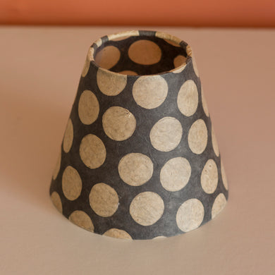 Clip on Lamp Shade - Short - P78
