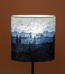 Original Ink Sketch Mini Oval Lamp Shade
