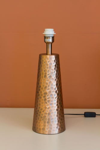 Copper Table Lamp (Base only)