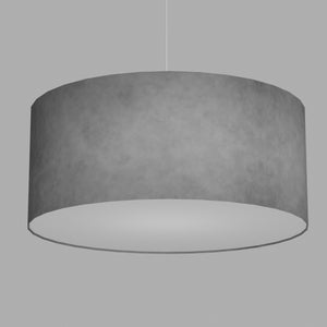 Drum Lamp Shade - P53 - Pewter Grey, 70cm(d) x 30cm(h)