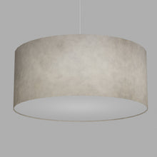 Drum Lamp Shade - P54 - Natural Lokta, 70cm(d) x 30cm(h)