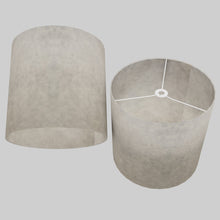 Drum Lamp Shade - P54 - Natural Lokta, 40cm(d) x 40cm(h)