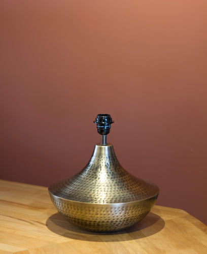 Small Patna Table Lamp Base (Base only)