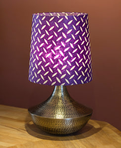 Small Patna Table Lamp with Conical Lamp Shade P13
