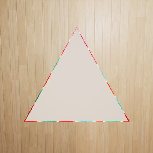 Triangle - 40cm Lampshade Diffuser - Imbue Lighting