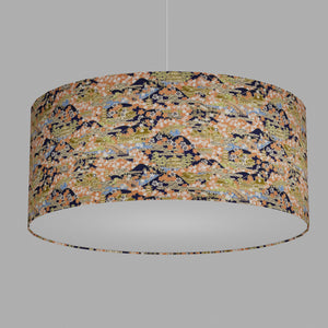 Drum Lamp Shade - W06 ~ Kyoto, 70cm(d) x 30cm(h)