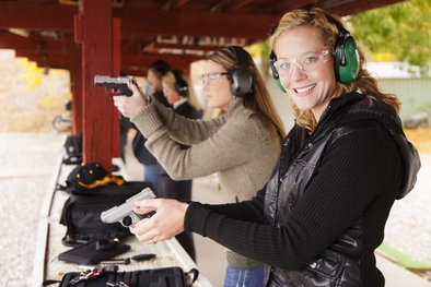 Introduction to Pistol/Firearms – North Buffalo Sportsman's Club - Kittanning, PA (4-18-20)