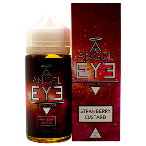Strawberry Custard by Angel Eye Liquid Co. 100ml