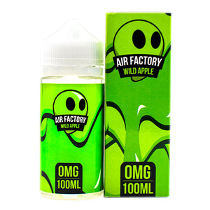 Wild Apple by Air Factory E-Juice 100ml