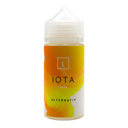 IOTA by Alternative E-Liquids 100ml- cuttwood, juice roll upz, Vapetasia, VGOD, Vapor Juice