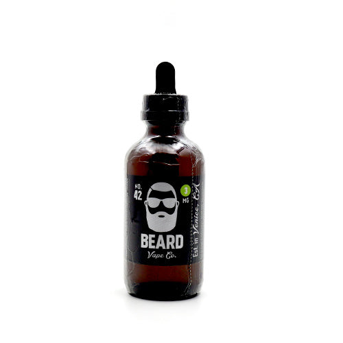 No. 42 by Beard Vape Co. 120ml