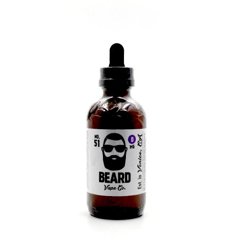 No. 51 by Beard Vape Co. 120ml