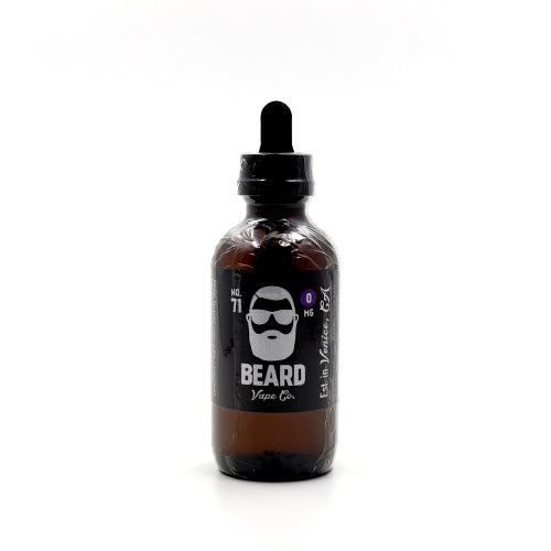 No. 71 by Beard Vape Co. 120ml