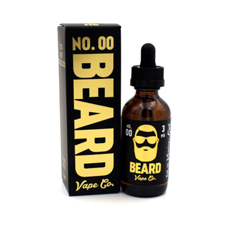 No. 00 by Beard Vape Co. 60ml