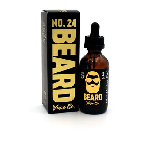 No. 24 by Beard Vape Co. 60ml