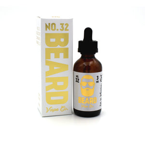 No. 32 by Beard Vape Co. 60ml