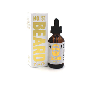 No. 51 by Beard Vape Co. 60ml