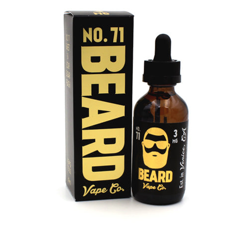 No. 71 by Beard Vape Co. 60ml