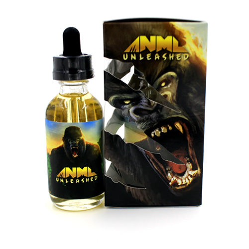 Beast by ANML Unleashed Vapors 60ml- cuttwood, juice roll upz, Vapetasia, VGOD, Vapor Juice