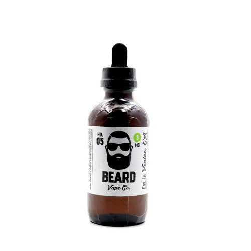 No. 05 by Beard Vape Co. 120ml