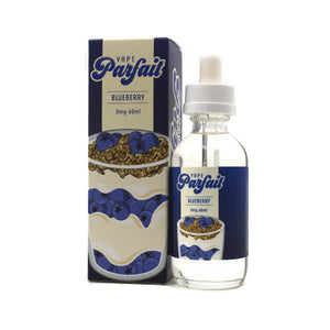 Blueberry by Vape Parfait E-Liquid 60ml- cuttwood, juice roll upz, Vapetasia, VGOD, Vapor Juice