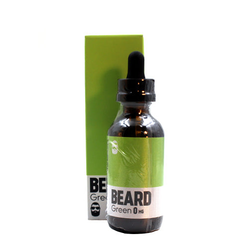 Green by Beard Vape Colors Co. 60ml- cuttwood, juice roll upz, Vapetasia, VGOD, Vapor Juice