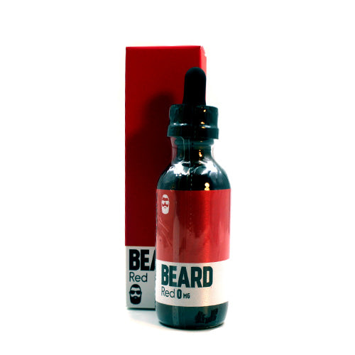 Red by Beard Vape Colors Co. 60ml
