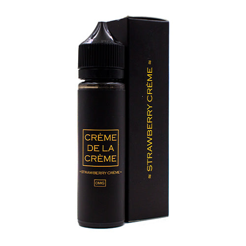 Strawberry Creme by Creme De La Creme 60ml