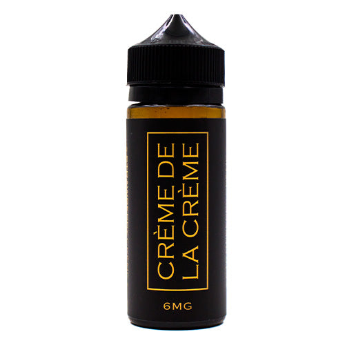 Strawberry Creme by Creme De La Creme 120ml
