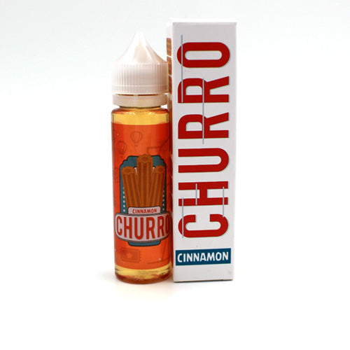 Cinnamon by Churro E-Liquid 60ml- cuttwood, juice roll upz, Vapetasia, VGOD, Vapor Juice