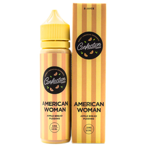 American Woman by Confection Vape 60ml- E-juice Vape