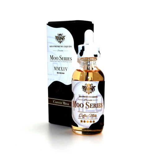 Coffee Milk by Kilo Moo Series E-Liquid 60ml- cuttwood, juice roll upz, Vapetasia, VGOD, Vapor Juice