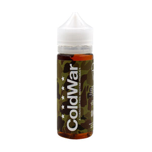 Cold War TFN by SQN E-Liquids 100ml- cuttwood, juice roll upz, Vapetasia, VGOD, Vapor Juice