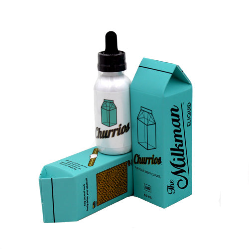 Churrios by The Milkman E-Juice 60ml- cuttwood, juice roll upz, Vapetasia, VGOD, Vapor Juice