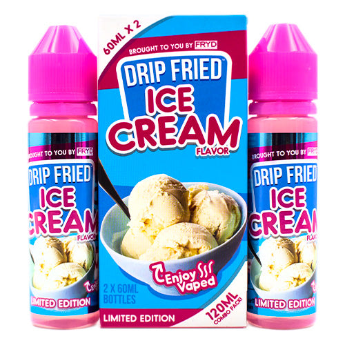 Ice Cream by FRYD E-Juice 60ml- cuttwood, juice roll upz, Vapetasia, VGOD, Vapor Juice