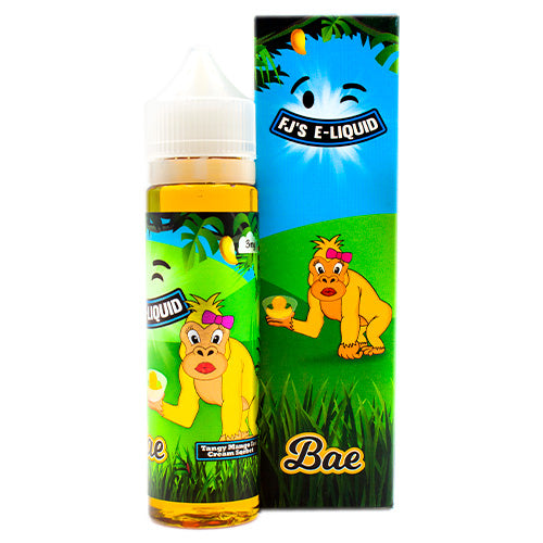 Bae by FJ's E-Liquid 60ml- E-juice Vape