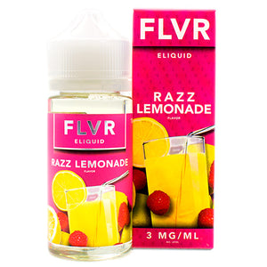 Razz Lemonade by FLVR E-Liquid 100ml