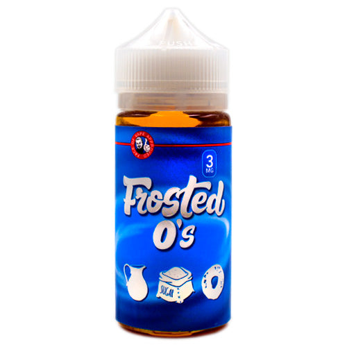 Frosted O's by Tasty O's E-Liquid 100ml- cuttwood, juice roll upz, Vapetasia, VGOD, Vapor Juice