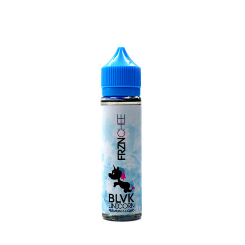 FRZNCHEE by BLVK Unicorn E-Liquid 60ml- cuttwood, juice roll upz, Vapetasia, VGOD, Vapor Juice