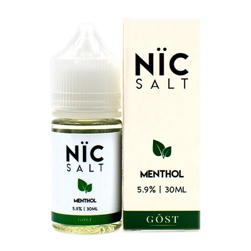 Menthol Saltnic by GOST Vapor 30ml