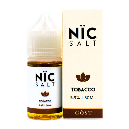 Tobacco Saltnic by GOST Vapor 30ml