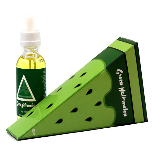 Green Watermelon by Sliced Fruit Liquids 60ml- E-juice Vape