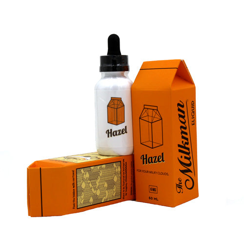 Hazel by The Milkman E-Juice 60ml- cuttwood, juice roll upz, Vapetasia, VGOD, Vapor Juice
