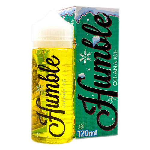 Oh-Ana Ice by Humble Co. E-Liquid 120ml