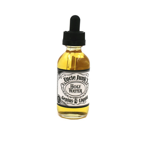 Holy Water by Uncle Junk's E-Juice 60ml- cuttwood, juice roll upz, Vapetasia, VGOD, Vapor Juice