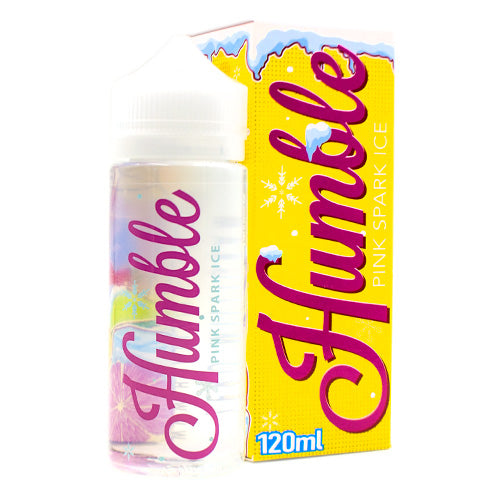 Pink Spark Ice by Humble Co. E-Liquid 120ml